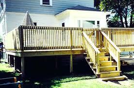 deck gate design wood gate for inspiring wood deck railing design