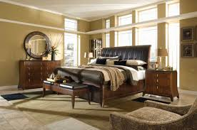 Bedroom Sets American Signature American Drew Bob Mackie Home Signature Sleigh Bedroom Collection