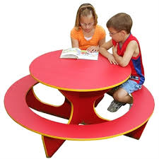 Activity Tables For Kids Picnic Tables For Kids Parks And Playground Picnic Tables