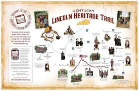 Lincoln Illinois Map by Projects U2014 Kentucky Lincoln Heritage Trail
