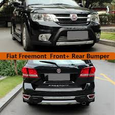 fiat freemont 2017 fit for fiat freemont 2012 2017 front rear bumper diffuser bumpers