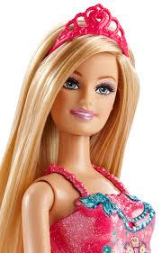 barbie fairytale magic princess barbie doll pink