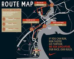 Map Running Route by Nike We Run Sg 2013 Route Map Jpg