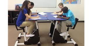 standing desks for students move over standing desks kids learn better with pedal desks