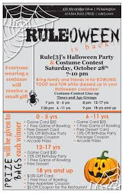 Bowling Halloween Costumes Rule 3 Restaurant Bowling Events Birthday Party Pickerington