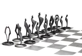 chess set designs 3ders org lucian popescu s amazing 3d printed pandov chess set