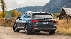 dark green station wagon 2017 audi a4 allroad review with price horsepower and photo gallery