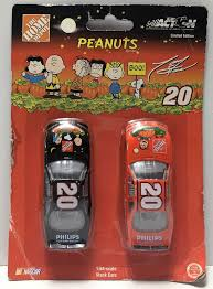 tas034310 peanuts nascar the home depot racing peanuts tony
