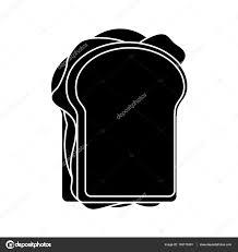 pictogramme cuisine pictogramme cuisine savoureuse sandwich image vectorielle