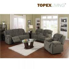 Stylish Recliner Ps Stylish Sofa Loveseat With Console Recliner Fabric Sofas Living
