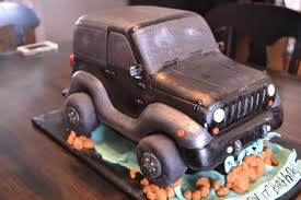 jeep cupcake cake jeep wrangler cake cakecentral com