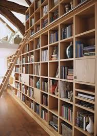 Inbuilt Bookshelf This Contemporary House Was Designed With A Floating Box Above A