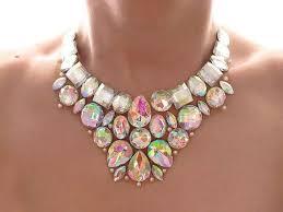 bib necklace rhinestone images 238 best handmade statement jewelry sparkle beast designs images jpg