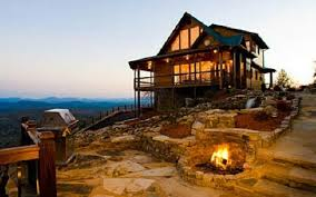 Small Luxury Homes For Sale - north georgia mountain lakefront log cabins homes for sale