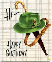 vintage witch birthday old design shop free printable masculine vintage greeting card