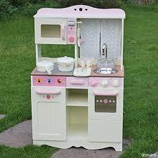 jouer a la cuisine cuisine enfants en bois jouer cuisine juliet crème b01g0a2rv8