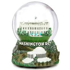 dc musical snow globe