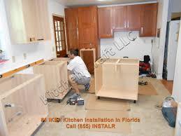 cabinet installing cabinets in kitchen installing ikea kitchen