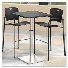 Adjustable Bistro Table Balt Nationwide Industrial Supply
