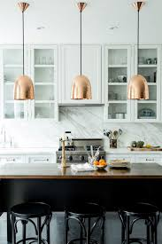 cheap kitchen filled marble backsplash idea feat amazing copper