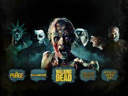 the walking dead halloween horror nights universal studios halloween horror nights 2016 lineup tom
