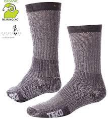 teko light hiking socks teko merino xc series wool blend heavyweight hiking socks t 9905