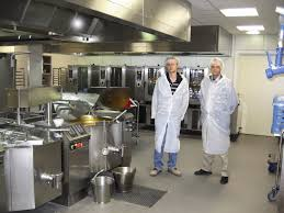 cuisine hopital aco dans la cuisine industrielle de l hôpital onze lieve vrouw d alost