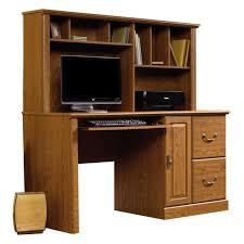 Computer Desk Brown Terrific Designs Computer Desk With Hutch Sets For You Today