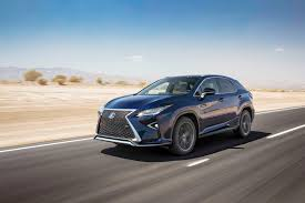lexus suv 2016 rx lexus rx 2017 motor trend suv of the year contender motor trend