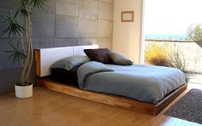 Low To The Ground Bed Frame Platform Bed Laxseries