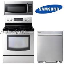 ebay kitchen appliances samsung appliance stainless steel kitchen package deal ebay