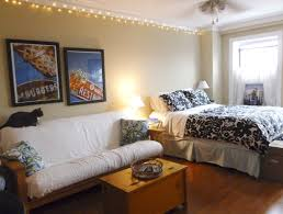 best tremendous how to decorate a small one room st 6352