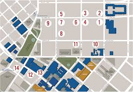 St Cloud State University Map by Survive Georgia State U0027s Battle For Parking Space The Signal