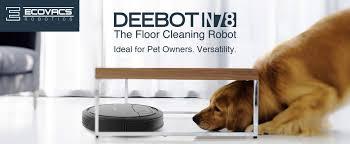 amazon com ecovacs deebot n78 robotic vacuum cleaner tangle