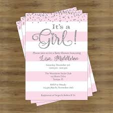 baby shower invites for girl astonishing its a girl ba shower invitations 20 in ba shower girl