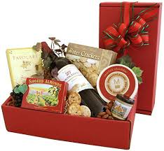 what to put in a wine basket california christmas wine gift box