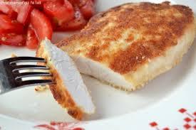 cuisiner escalope de dinde escalope a la milanaise doree moelleuse et facile c est maman qui