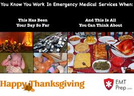 happy thanksgiving to all of those who had to work on thanksgiving