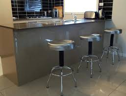 metal stainless steel bar stools trend