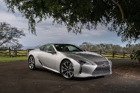 lexus plymouth uk remember how silly you thought it was when lexus predicted 400 lc