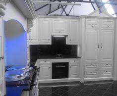 ex display kitchen island ex display zebrano and glossy white kitchen with quartz worktops