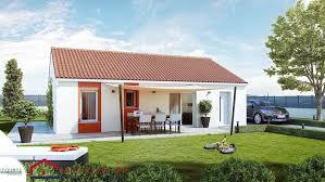 prix maison neuve 2 chambres design 86