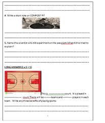 9 evs worksheets for class 4 kv worksheet for grade 1