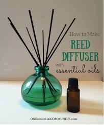 25 ways to diffuse essential oils without a diffuser one how to make a diy reed diffuser with essential oils reed diffusers are great