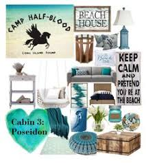 poseidon cabin 3 by farm girl54 on polyvore featuring interior