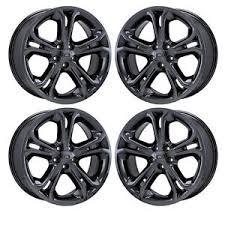 ford explorer sport wheels 20 ford explorer sport black chrome wheels rims factory original