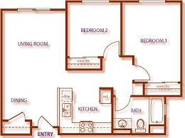 simple house floor plans the right small house floor plan for small family home simple
