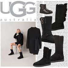 womens ugg dress boots boot remix with ugg contest entry polyvore