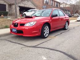 subaru wrx red my new 06 subaru wrx i u0027ve been told it u0027s a rare find subaru