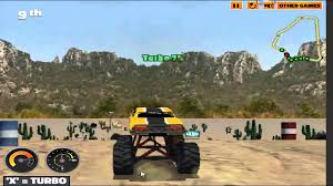 games monster truck fever